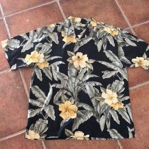 Tommy Bahama Shirts - Men's Tommy Bahama short sleeve silk shirt